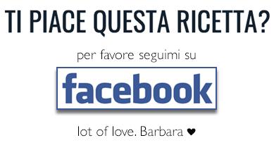 Bottone per il sito foodohfood seguimi su facebook