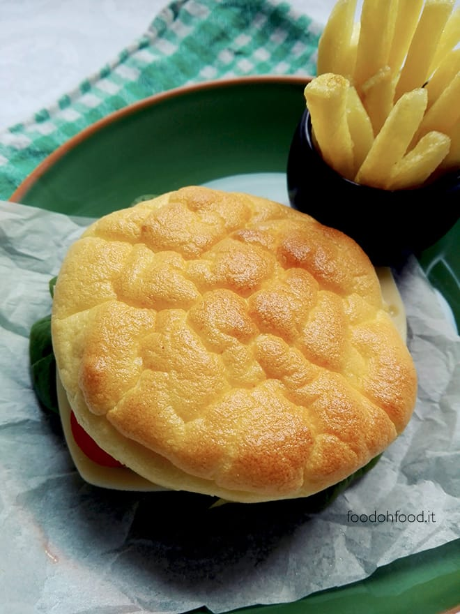 Cloud Bread – carb free and gluten free web recipe