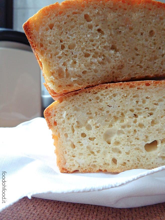 Pane al riso senza sale