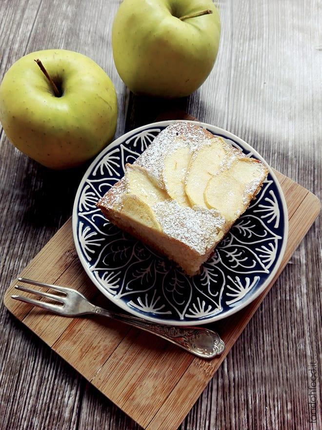 Torta di mele allo yogurt soffice e facile (anche versione gluten free)