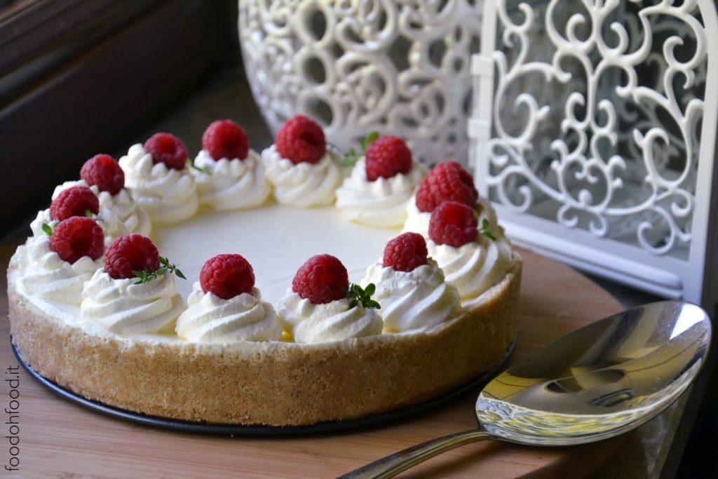 Cheesecake cremosa come da pasticceria - migliore cheesecake senza cottura e senza gelatina