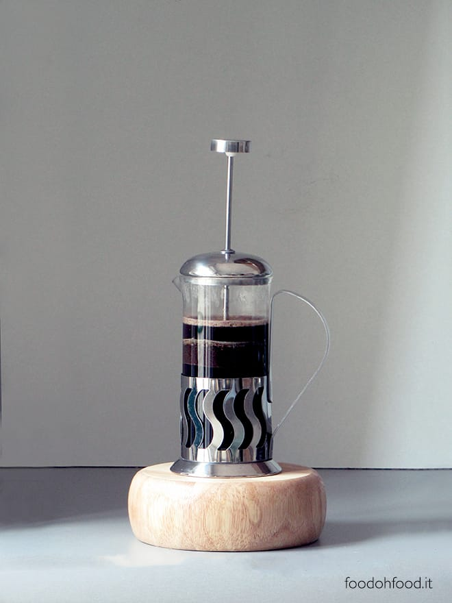 French Press – how to prepare coffee with French coffee maker