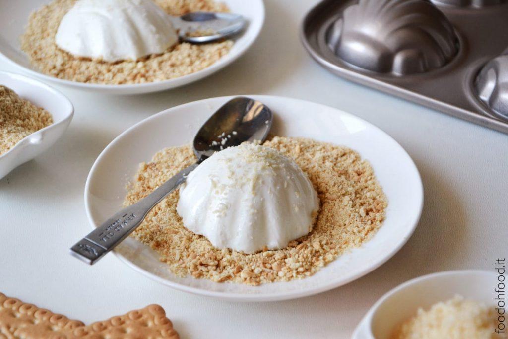 Creamy coconut ice cream (no churn, no eggs, no ice cream maker)