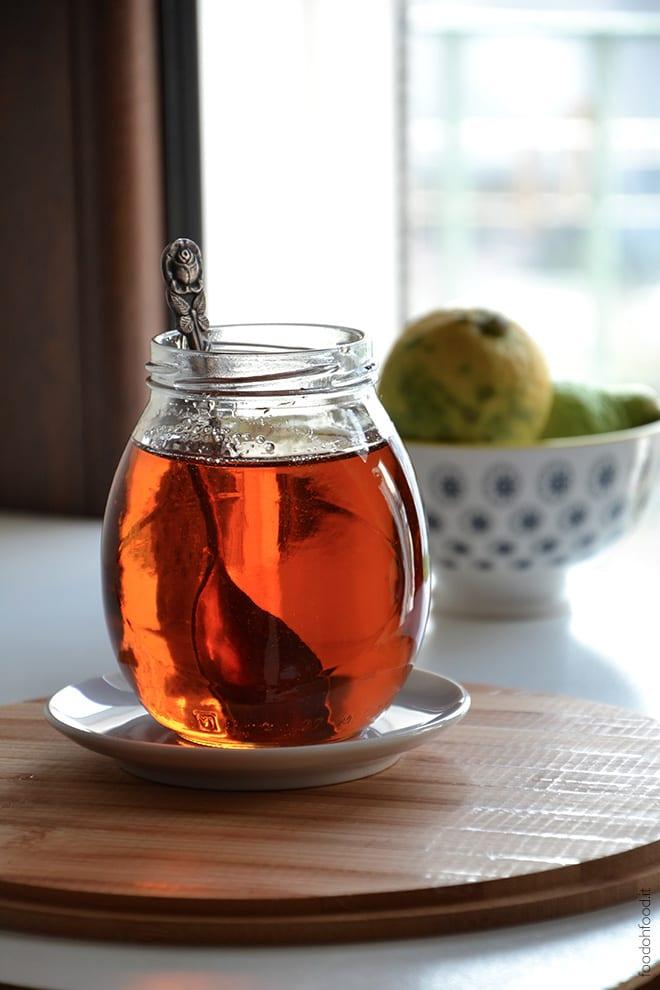 Golden syrup – caramelized sugar syrup