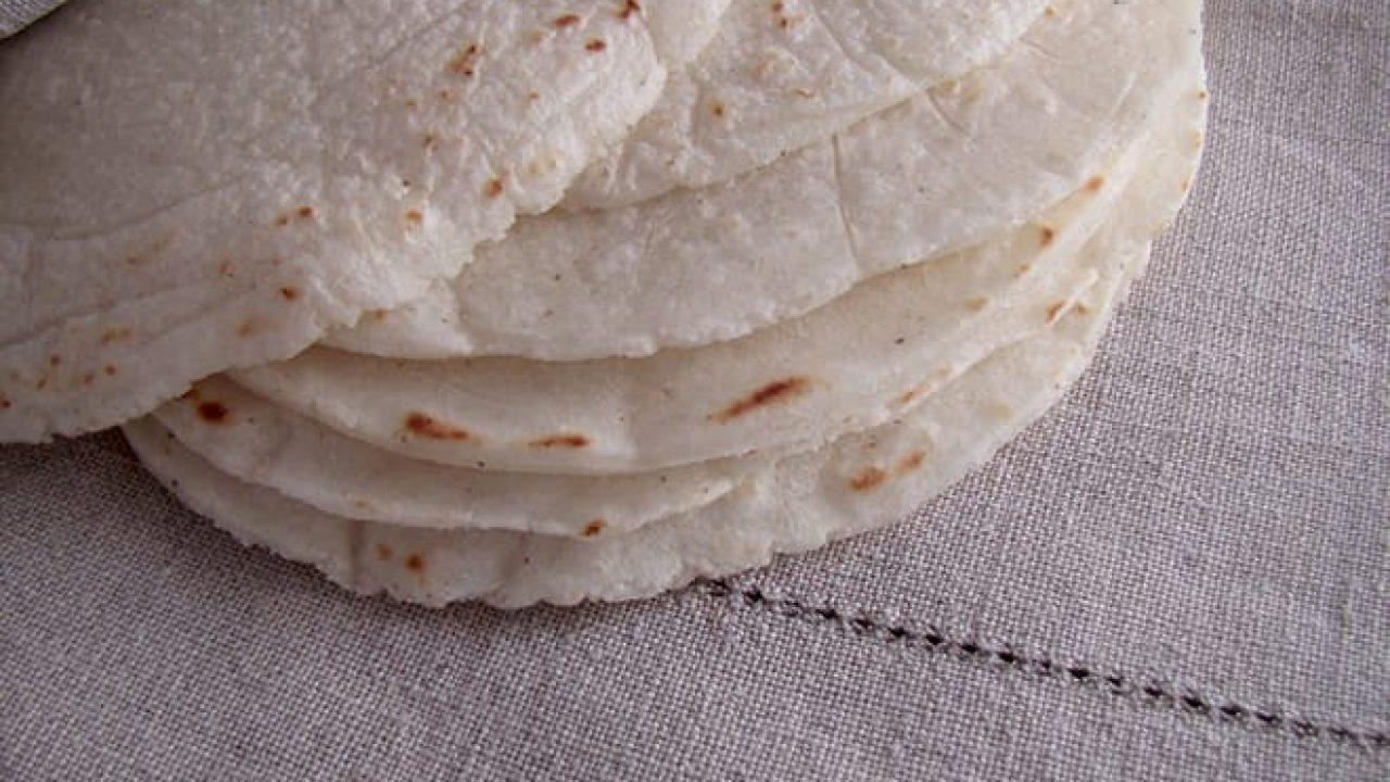 Ricetta Originale Tortillas Messicane.Autentiche Tortillas Messicane Fatte In Casa Ricetta Originale