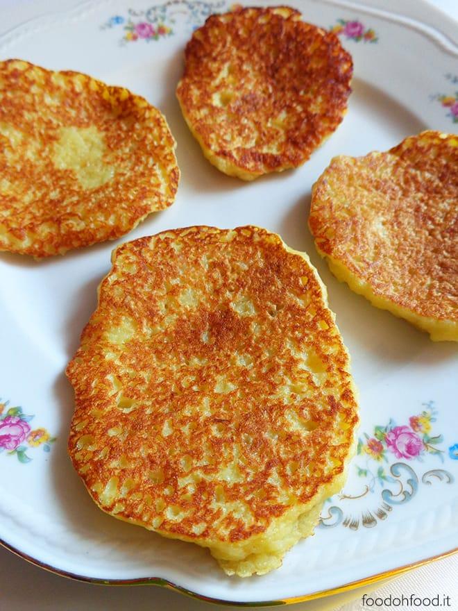 Rosti di patate perfette