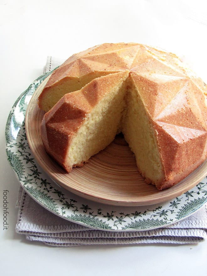 Melt in your mouth gluten free cake